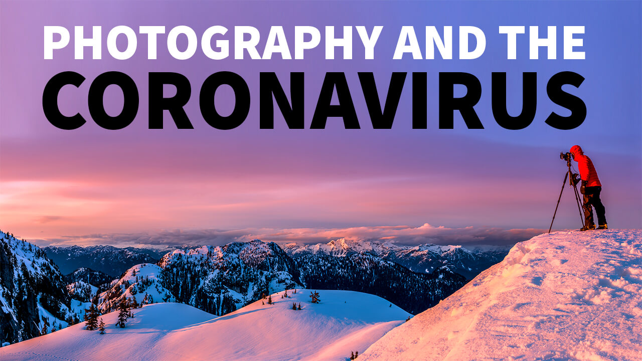 Coronavirus and photography – see the opportunity