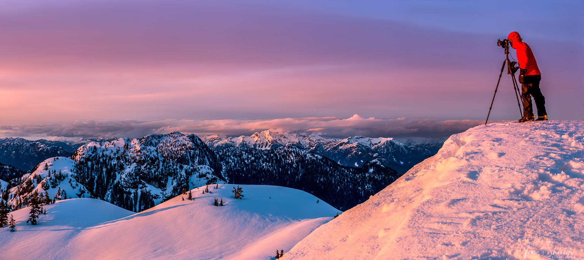 5 Tips for backcountry winter photography